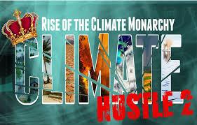Marc Morano over klimaatverandering desinformatie indoctrinatie Het stoppen van klimaatverandering gaat niet over het redden van de planeet