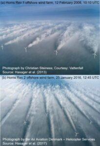 Onderzoek laat zien waarom onbetrouwbare wind en zonne-energie ons nooit van stroom kan voorzien. zonne- en windmolenparken