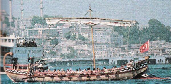 Over mythe en feiten argonauten die mythische tocht van 2.500 zeemijl van Griekenland door de Bosporus en via de Zwarte Zee naar Colchis