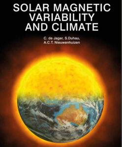 Solar Magnetic Variability and Climate C. de Jager, S. Duhau symbolische beschrijving van de magnetische structuur van zonnevlekken