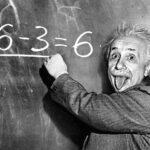 Einstein en onze energierekening