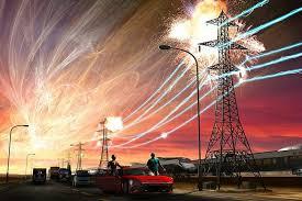Carrington event wat zou gebeuren als een CME met de grootte van de 'Carrington event' nu de aarde zou treffen? In onze atmosfeer.