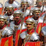 De Romeinse legionair