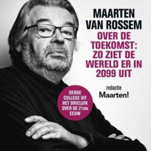 Transcriptie podcast Maarten van Rossem de door mensen veroorzaakte opwarming Over mitigatie dan ook spreekt Maarten zich niet uit