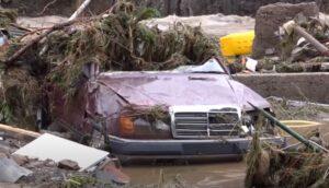 Groene bestuurders, geef niet klimaatverandering de schuld! oorzaken van een natuurramp buiten de invloedssfeer liggen van de mens