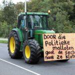 De stikstofkwestie is voorwendsel om recht op privé-eigendom in Nederland aan te tasten