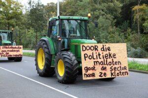De stikstofkwestie is voorwendsel om recht op privé-eigendom in Nederland aan te tasten. Het is dus geen gif dat we moeten bestrijden.