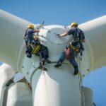 Beren op de weg voor windenergie