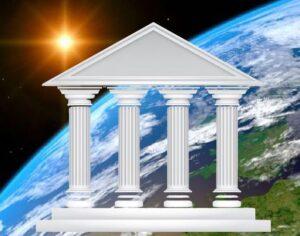 De vier pijlers waarop de claims van antropogene klimaatverandering berusten IPCC consensus wetenschappers computermodellen weersextremen.