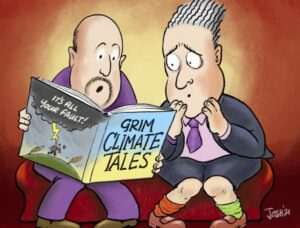 Klimaatkoekenbakkers en wetenschappelijke twijfel