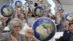Seniors4climate :  het onderzoek onderzoeksproject over de perceptie van de klimaatcrisis door de senioren burgers van België